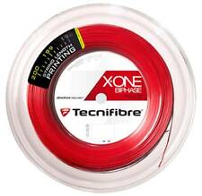 Tecnifibre X-One Biphase 18 (1.18mm) Squash String 200M/660ft Reel Red