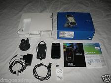 Nokia 5800 XpressMusic Blue Navi Edition, ohne Simlock, 1GB, 1 Jahr Garantie