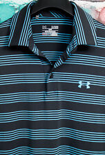 Under Armour Heat Gear Loose Mens Polo Shirt Size XL, Extra Large