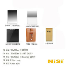 NiSi Filters 100mm Kit soft GND0.9+reverse GND0.9+IR ND1000