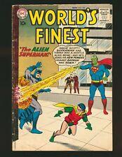 World's Finest Comics # 105 VG Cond.