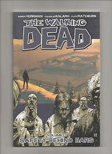 The Walking Dead: Safety Behind Bars - Vol 3 TPB 9th Print - (Grade 9.2) 2014