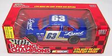 1997 Racing Champions 1:24 TRACY LESLIE #63 Lysol Pontiac Grand Prix