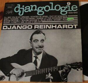LP Django Reinhardt - Djangolie 9  Top!