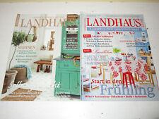 Landhaus living * Country Wohnen Winter Dekoration Garten