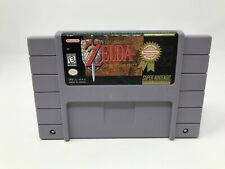 The Legend of Zelda A Link to the Past - Super Nintendo SNES - Game Cart only -