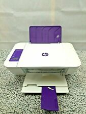 Hp Deskjet 2546P All In One P(Print Scan Copy) Rare Purple Wireless Wifi Printer