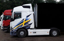 VOLVO FH4 extra STICKERS FOR VOLVO  TUNING TRUCK SWEDEN