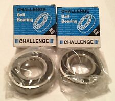 SUZUKI DR125 CHALLENGE BRANDED REAR WHEEL BEARINGS YEARS 2008 - 2011