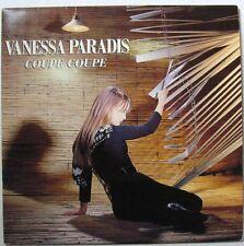 VANESSA PARADIS (SP 45 Tours) COUPE COUPE. FRANCE 1989