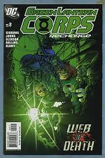 green lantern corps recharge paperback ebay