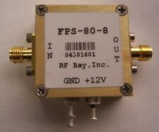 Frequency Prescaler 0.8-8.0GHz Div 80, FPS-80-8,New,SMA