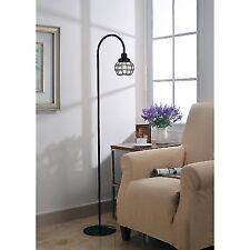 Kenroy Home 32703ORB Caged Floor Lamp