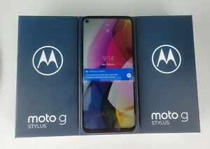Motorola - Moto G Stylus 128GB Memory (Unlocked) - 2021 Version