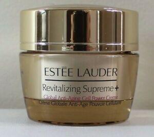 Estee Lauder Revitalizing  Supreme + Global Anti Aging Cell Power Creme - 0.5 oz