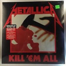 Metallica - Kill 'Em All LP NEW 2016 Remaster