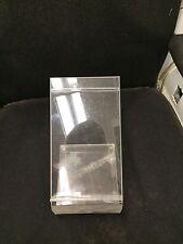 Acrylic Shoe Display Holder Riser 9� Length 6.5� Wide