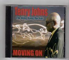(IM629) Tenry Johns, Moving On - 2009 CD