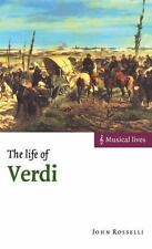 The Life of Verdi (Musical Lives)-ExLibrary