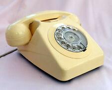 RETRO 1960/70'S IVORY DIAL TELEPHONE.