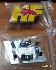 Lancia delta hf integrale 8 16v evo 1 badge stemma logo targhetta mascherina hf