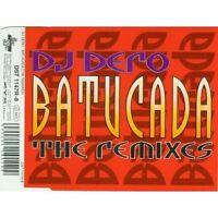 DJ Dero Batucada-The Remixes (#zyx/dst1147r) [Maxi-CD]