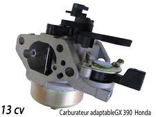 piece CARBURATEUR Tondeuse autoporte moteur HONDA 13 cv  robinet integré japan