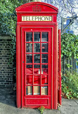 """British Telephone Booth Travel Fridge Magnet 3.25""""x2.25"""" Collectibles (PMD10008)"""