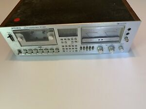 Optonica Cassette Deck for parts