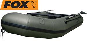 Fox EOS 250 inflatable Boat Grün 2,50m Schlauchboot, Angelboot, Ruderboot, Boot