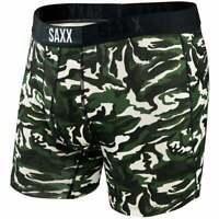 SAXX Vibe Boxer Modern Fit  Casual   Underwear - Camo - Mens