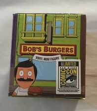 "SDCC 2017 EXCLUSIVE KIDROBOT BOB'S BURGERS 3"" BLIND BOX MINI FIGURE 50 % ODDS"