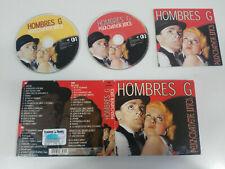 Hombres G Peligrosamente Juntos - Edicion desplegable 2 x CD 2003 DRO