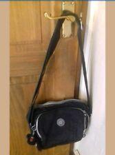 kipling breezer bag Black With Lesley Monkey
