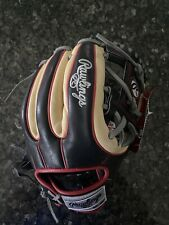 """New listing RAWLINGS HEART OF THE HIDE HOH R2G PRORBH34BC GLOVE 12.75"""" LH MSRP $259.99"""