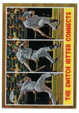 2011 Topps Heritage Chrome Refractor #C110 Mark Teixeira 436/562~Switch Hitter