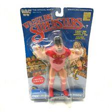LJN WWF Wrestling Superstars Nikolai Volkoff Vintage Action Figure