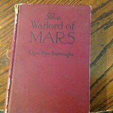 The Warlord of Mars  Sept 1919  Edgar Rice Burroughs
