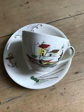 Cups & Saucers Vintage Original Alfred Meakin Pottery