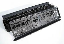 Für Nissan 10x PKW Universal Euro Nummernschildhalter Kennzeichen Halter Träger-