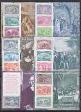 SPAIN (1992) - 6 MNH COLUMBUS MINISHEETS- Sc# 2677/82 - EDIFIL 3204/09 COLON