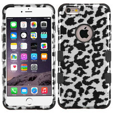 Shockproof HYBRID Armor Rugged Protector Case Cover For Apple iPhone 7 6 6S Plus