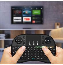 2.4GHz Mini teclado inalámbrico Mouse Air Mouse Touchpad para PC Smart TV ES