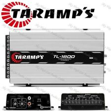 Taramps TL-1800 Car Audio 3 Channel Amplifier 2x85 and 1x360 (sub channel)