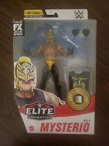 WWE Rey Mysterio Action Figure Mattel Elite Series