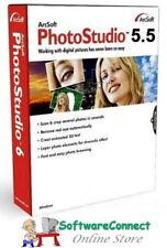 ArcSoft PhotoStudio 5.5 Windows (DAPS0005)