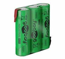 Pile ricaricabili NiMH Pacco batterie 3.6 V 2100 mAh 1-Pack