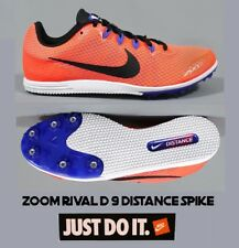 Nike Zoom Rival D 9 Running Track&Field Shoes/Spikes Mens 9/Women's 10.5 New+Box