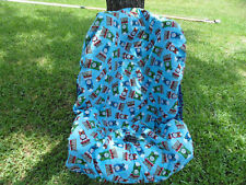 Thomas the train toddler car seat cover-new-handmade