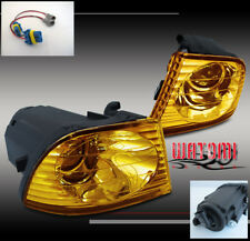 01 02 03 04 05 LEXUS IS300 ALTEZZA BUMPER DRIVING PROJECTOR JDM YELLOW FOG LIGHT
